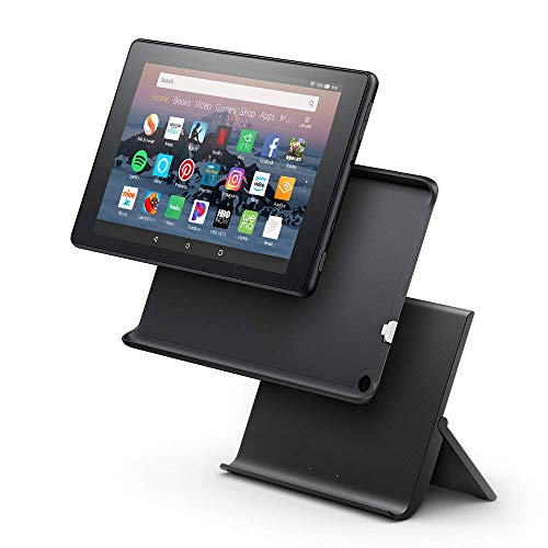 Show Mode Charging Dock for Fire HD 8 (Compatible with 7th and 8th Generation Tablets - 2017 and 2018 Releases)