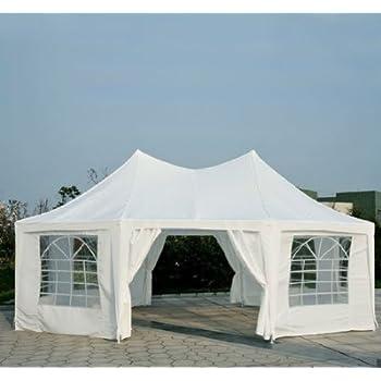 Amazon Com 29 X21 Decagonal Wedding Party Tent Canopy
