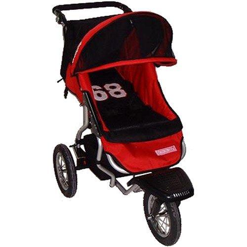Bebelove Usa #68 Sports Single Jogging Stroller