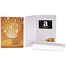 Amazon.ca $30 Gift Card in a Greeting Card (Amazon Surprise Box Design)