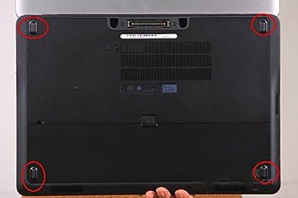 Amazon com: 4PCS Bottom Battery Case Cover Rubber Feet Foot