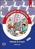 Apprenons Le Francais - 4: Educational Book