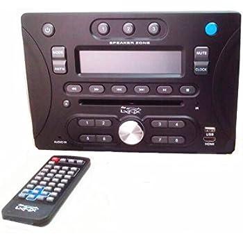 Amazon Com Autopro Lynx Rv 1 Vehicle Cd Player Receiver