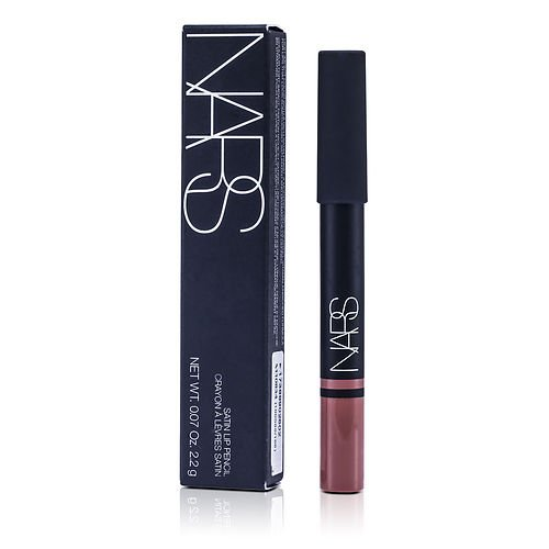 NARS by Nars Satin Lip Pencil - Biscayne Park --2.2g/0.07oz for WOMEN ---(Package Of 2)