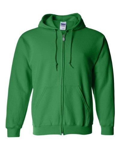 Irish Womens Zip Hoodie - 9