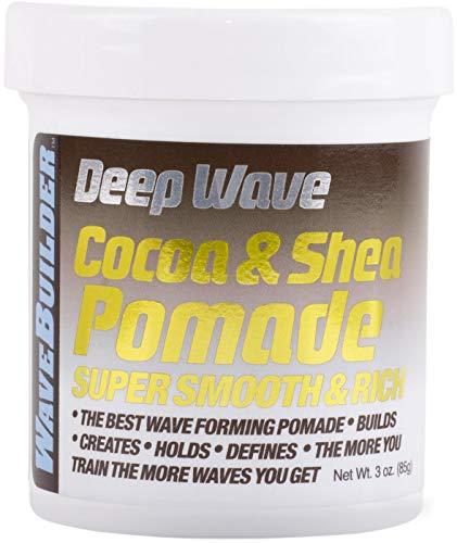 WaveBuilder Cocoa Shea Pomade