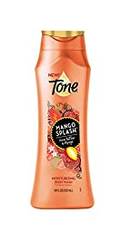 Dial 1262521 Tone Moisturizing Body Wash with Cocoa Butter, 18oz Bottle (Pack of 6)