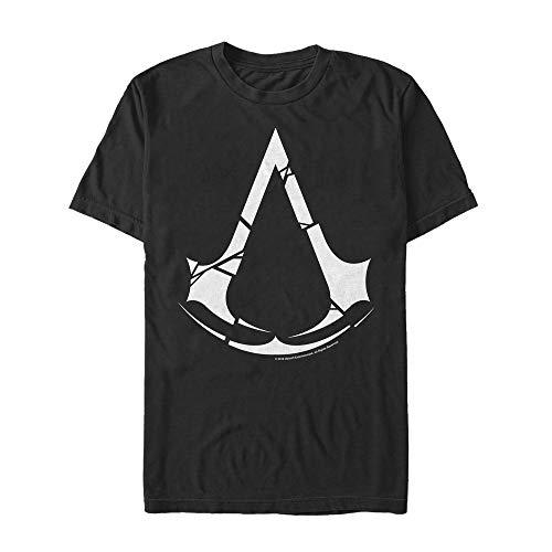 Men's Assassin's Creed Unity Cracked Logo T-Shirt