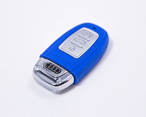 Agency Power AP-KEY-12479 FOB Protection Case Blue Rubber Key