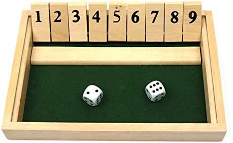 JVSISM Juegos De Mesa Digitales 2 Jugadores Cierra La Caja Entretenimiento De Juego De Beber De Club: Amazon.es: Juguetes y juegos