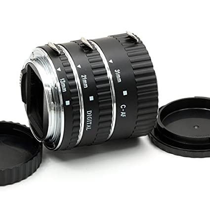 Meike 13mm,21mm,31mm Metal Mount Auto Focus..
