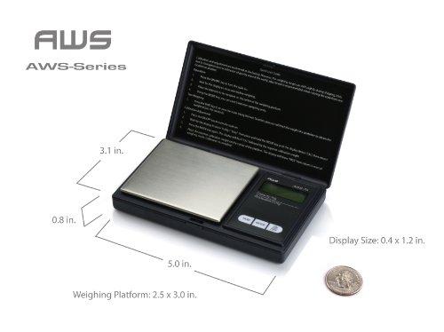 American-Weigh-100g-x-001g-Digital-Scale