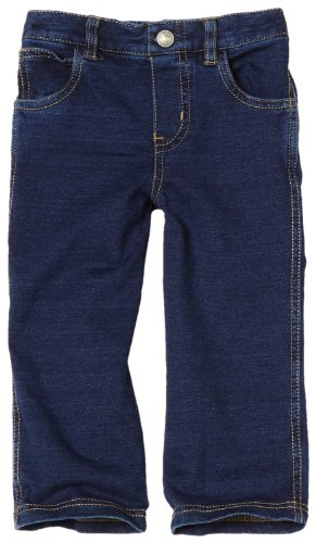 Levi's Baby Boys' 7897 Knit Bootcut Jean, Indigo, 24 Months