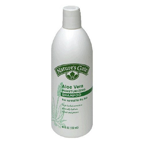 Nature's Gate Moisturizing Shampoo for Normal to Dry Hair wi