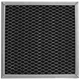16x36x1 Activated Carbon Particles A/C Furnace Air Filters, Steel Frame