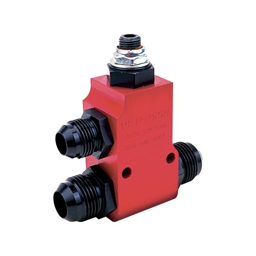 Peterson Fluid Systems 09-0160 10AN Remote Relief Valve by Peterson Fluid Systems