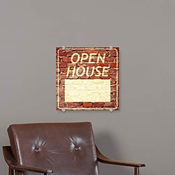 CGSignLab 8x3 Keep Out Victorian Frame Premium Brushed Aluminum Sign