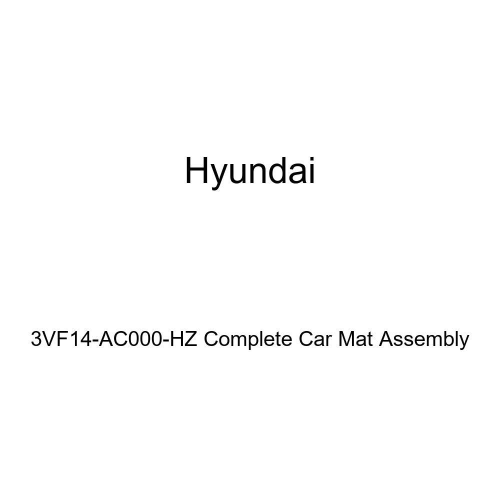 HYUNDAI Genuine 3VF14-AC000-HZ Complete Car Mat Assembly
