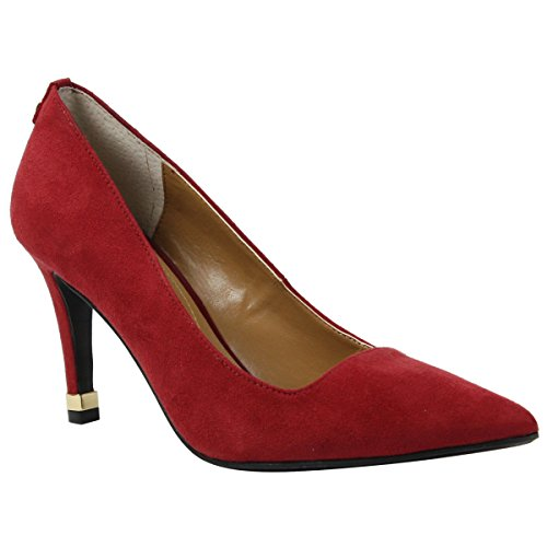 Renee Women's Deep J Sascha Red 5dSwHyYq