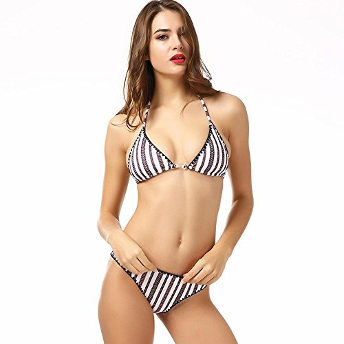 Haixin Mesdames bikini, maillot de corps de plage, maillot de bain spécial tissu
