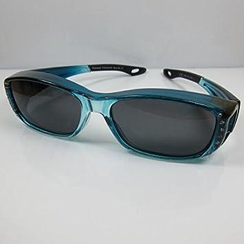 KOST polarisierte Sonnen Überbrille Sonnenbrille für Brillenträger UV 400 CAT3