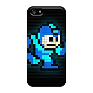 High Quality Megaman Cases For Iphone 5/5s / Perfect Cases