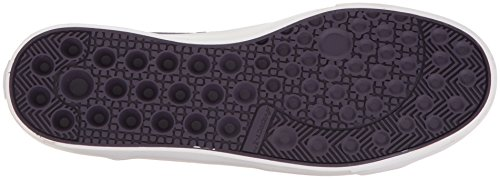 Dc Mens Evan Smith Skateboarden Schoen Paars / Wit