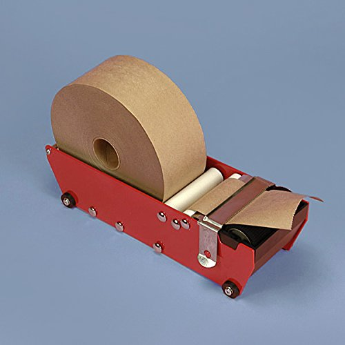 Kraft Paper Dispenser Pull and Tear - Tape Dispensers by Paper Mart