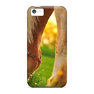 Diy iPhone 6 plus Animals National Geographic Horses Awesome High QualityIphone 6 plus Skin
