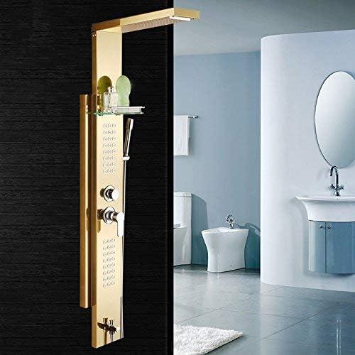 Mampara de ducha Boost Rain Shower Válvula mezcladora de agua ...