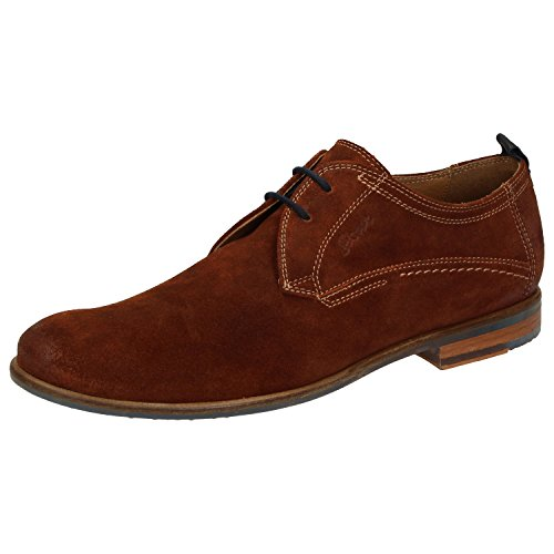Sioux Men's Lace-Up Shoes Scivio HW: Brown - BROWN