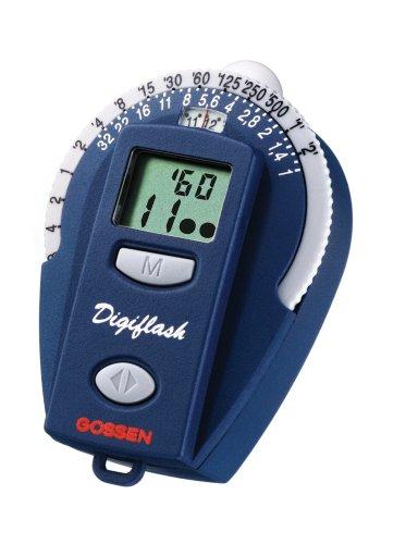 Gossen DigiFlash GO 4007 Analog and Flash Meter by Gossen