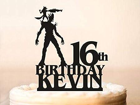 Decoración para tarta de cumpleaños Guardianes de la Galaxia ...