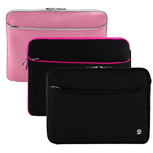 - Universal 17.3-Inch Laptop Neoprene Sleeve 12 Pack Assorted Colors (Fits Macbook Pro/Suface Pro/Suface Book/Dell/HP/Lenovo/Asus/Acer/Samsung)
