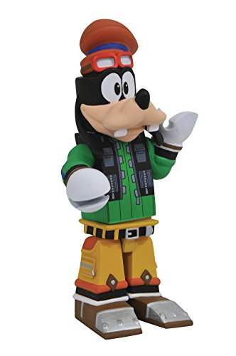 DIAMOND SELECT TOYS Kingdom Hearts Vinimates: Goofy Vinyl -