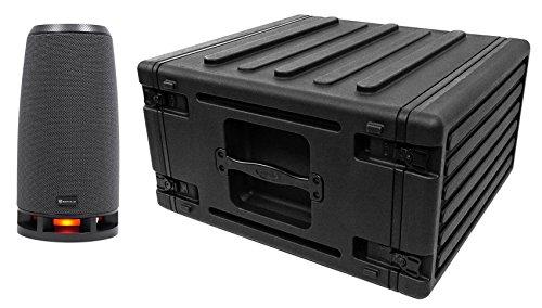 SKB 1SKB-R6 6U Roto-Molded Ultimate Strength Series Rack Case 1SKBR6+RockShip