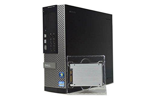 【メール便不可】 中古パソコン デスクトップ SSD 240GB搭載(新品換装) SSD:240GB DELL 64bit OptiPlex 7010 SFF Windows10 CPU:第3世代 Core i5-3470 3.20GHz メモリ:8GB SSD:240GB DVDマルチドライブ搭載 Windows10 Pro 64bit インストール済み(Windows7 コアシール付き) B071ZQ3WBF, カツタチョウ:06973ec2 --- arianechie.dominiotemporario.com