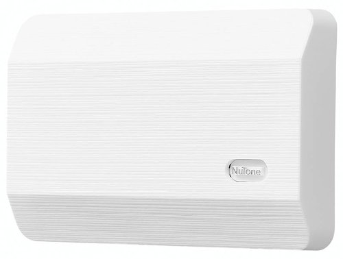 NuTone LA11WH Decorative Wired Two Note Door Chime, White Textured   Doorbell  Chimes   Amazon.com