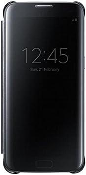 Samsung Clear View Cover - Funda para Samsung Galaxy S7 Edge ...