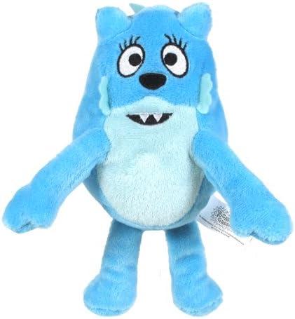 Amazon Com Yo Gabba Gabba 7 Talking Toodee Plush Toys Games