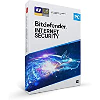 Bitdefender Internet Security 2020 | 5 appareils | 2 ans| PC | Téléchargement