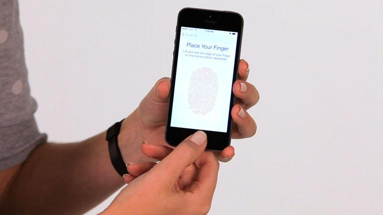 How to Set the New Touch ID on an iPhone