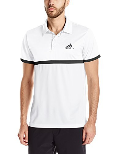 adidas Men's Tennis Court Polo