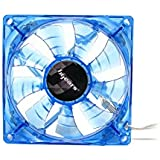 Bgears b-PWM 90mm Blue Cooling b-PWM 90 Blue 2Ball Translucent Blue