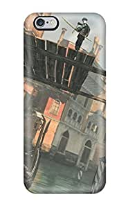 CuMztGV3073dDKjr Case Cover Assassins Creed Iphone 6 Plus Protective Case