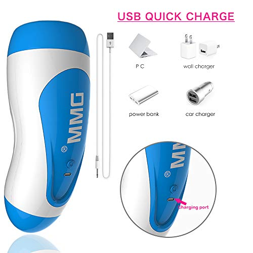 tatanussalex Adult Products Male Cup Oral HandsFree Simulating Sucking Tongue Machine Smart Heating Sexy Underware for Man six Toy for Man T-Shirt (Express Underware)