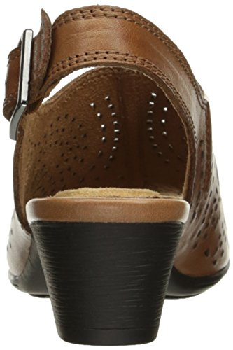Rockport Women's Nasira Sling Heeled Sandal Alpaca Leather 9U3xT