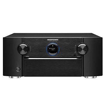 Marantz Pre-Amplifier Audio Component Amplifier Black (AV7704)