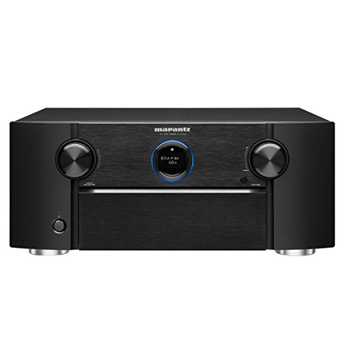 Marantz Preamps - Marantz Pre-Amplifier Audio Component Amplifier Black (AV7704), Works with Alexa