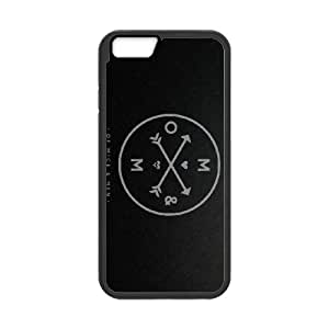 Generic Case Of Mice and Men For iPhone 6 Plus 5.5 Inch SCV3T03015